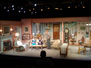 Getting Frankie Married and Afterwards at the The Fist Theatre Company