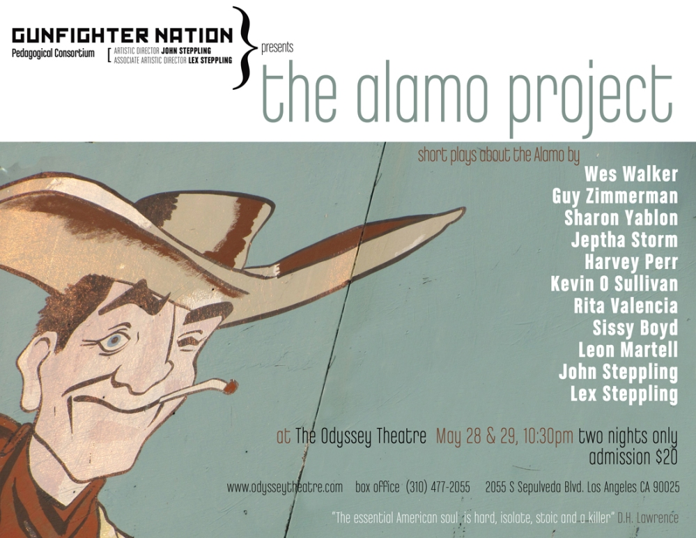 The Alamo Project Poster Jpg