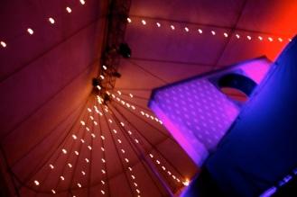 Cirque Berzerk at the Forecastle Festival