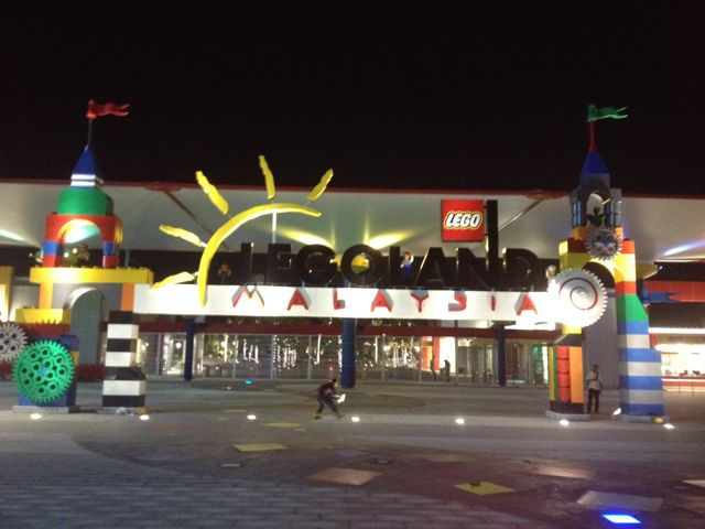 CD+M Lighting at Legoland, Malaysia