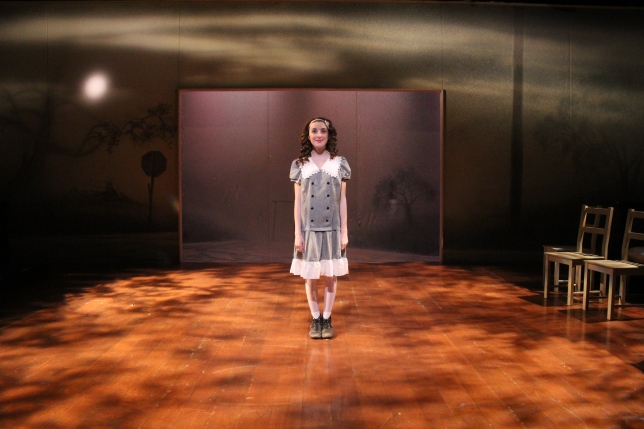 Foote Notes: Young Woman of Property- Open Fist Theatre 2013