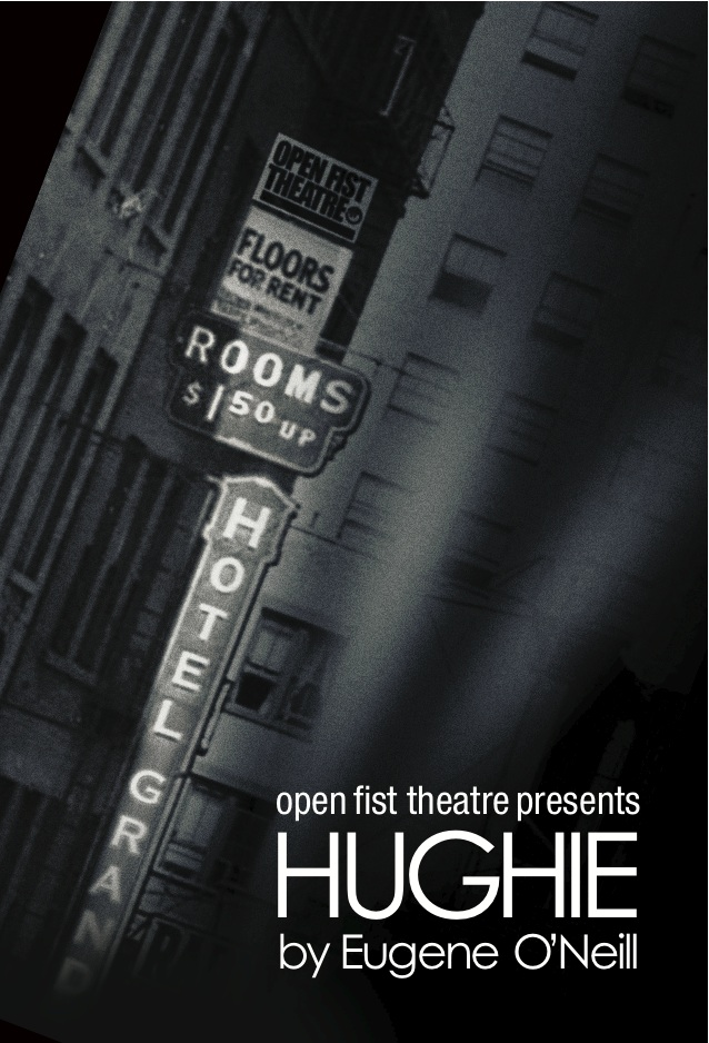 Hughie at the Open Fist Theatre