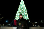 Magic Lantern Creations- PBS 2012 National Christmas Tree Lighting Ceremony, Washington DC