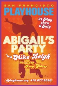 Abigal's Party at the SF Playhouse