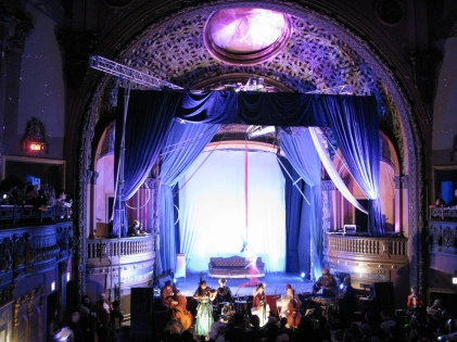 The 1st Annual Edwardian Ball, Tower Theatre DTLA (2009)