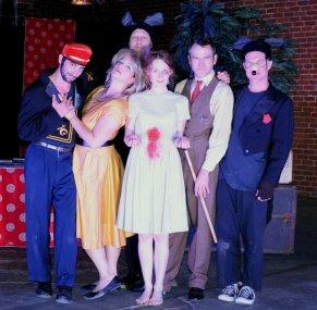 Hotel Bardot, Padua Playwrights DTLA (2010)