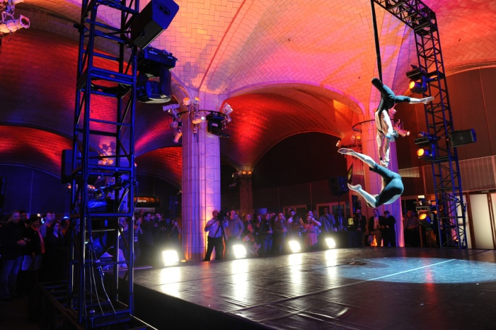 Cirque Berzerk- Sony Vaio Event, NYC (2009)