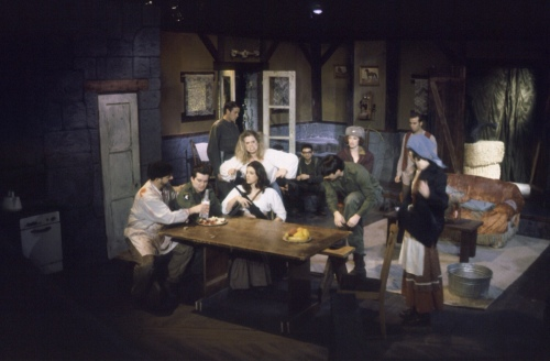 A Knackers ABC- Open Fist Theatre Company (2001)