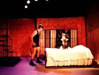 Flloating Rhoda The Glue Man, LACE (1997)
