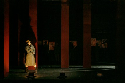 Karbala Sol, Ziggurat Theatre Company Inside the Ford, Hollywood (2007)