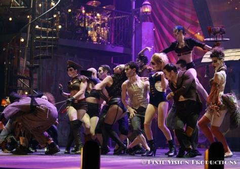"Cirque Berzerk ""Beneath"", Club Nokia (2011)"