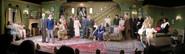 Stage Door, Open Fist Theatre Company (2010)