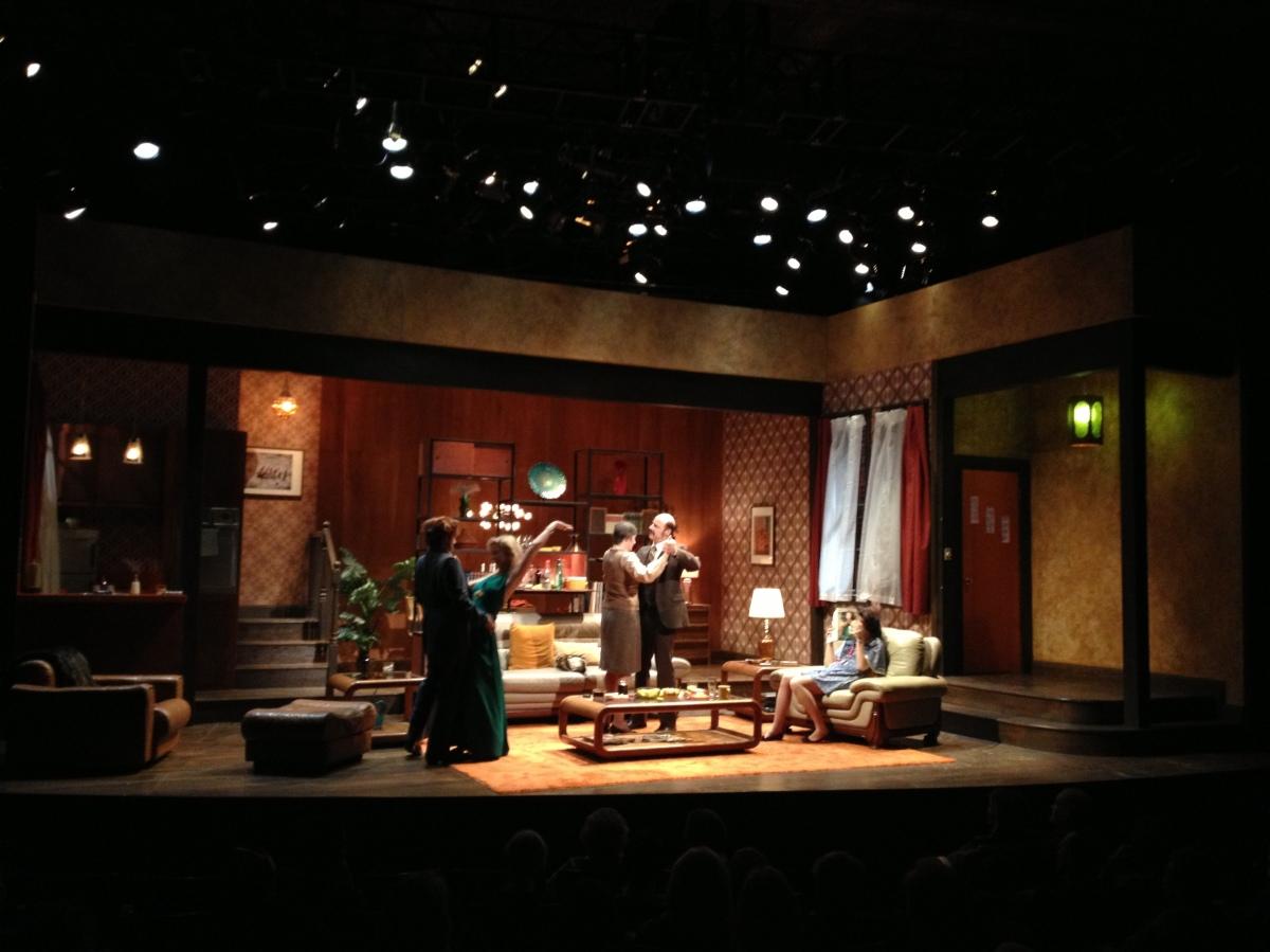 Abigail's Party at the San Francisco Playhouse