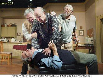 Men of Mah Jongg- Theatre 40 (2010)