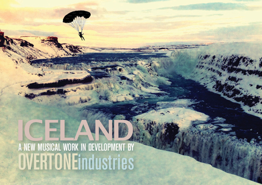Overtone Industries ICELAND at the REDCAT New Original Works Festival