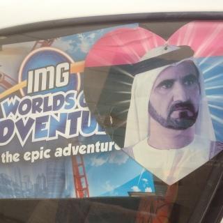 CD+M Lighting Design Group at IMG Worlds of Adventure Dubai